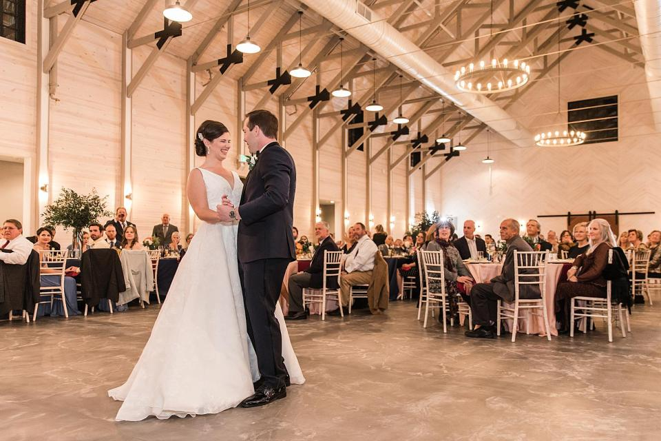 Board and Batten Events Wedding Lexington, NC