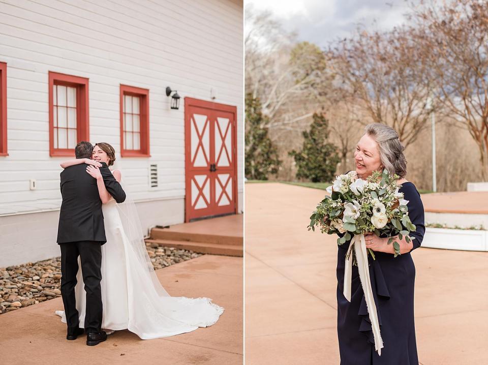 WinMock at Kinderton Wedding