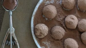 Santosha Chocolate Spotlight and a Decadent Truffle Recipe