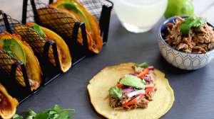 Make it Paleo ll: Lamb Barbacoa Tacos