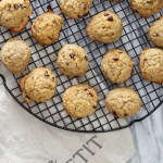 Banana Bread Drop Cookies