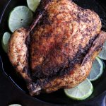 Chile Lime Roasted Chicken