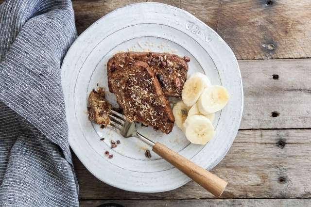 Gluten free Banana Bread French Toast: Jessi's Kitchen