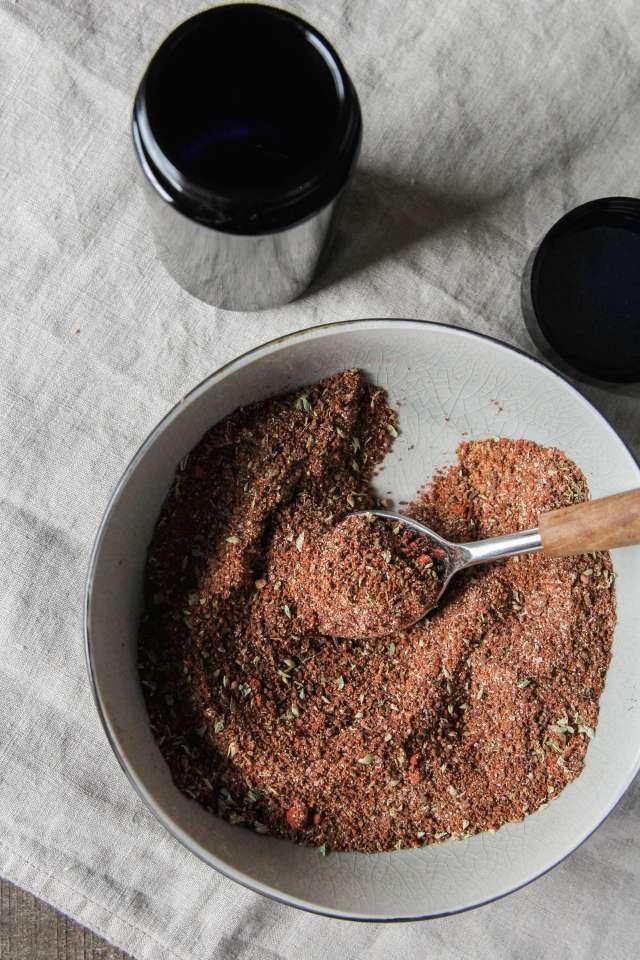 Coffee Chile Rub: Jessi's Kitchen