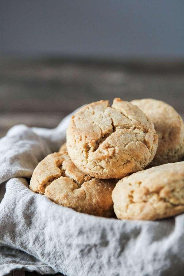 Grain-free Biscuits: Jessi's Kitchen