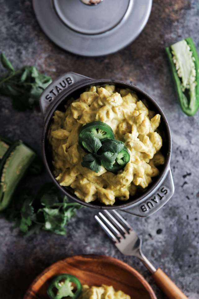 Vegan Jalapeno Mac & Cheese: Jessi's Kitchen