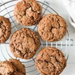 Turmeric Ginger Cookies