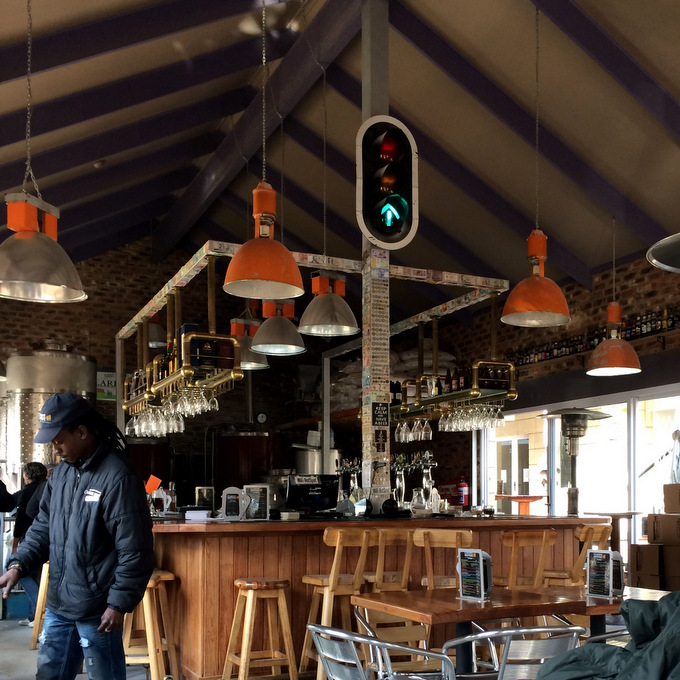 Clarens Brewery Bar