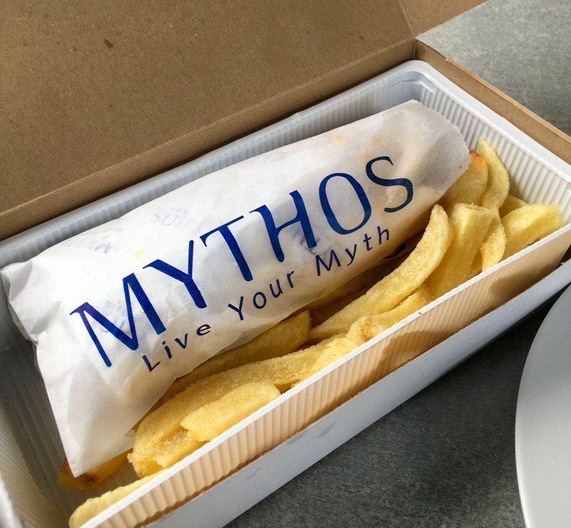 mythos delivery from ubereats