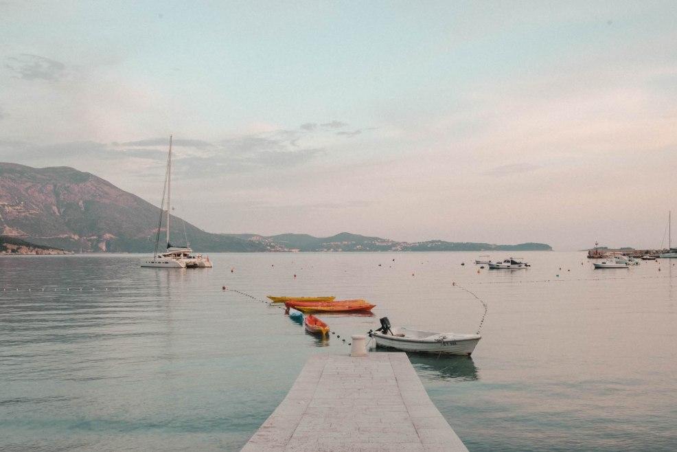Srebreno Beach on the Dubrovnik Riviera