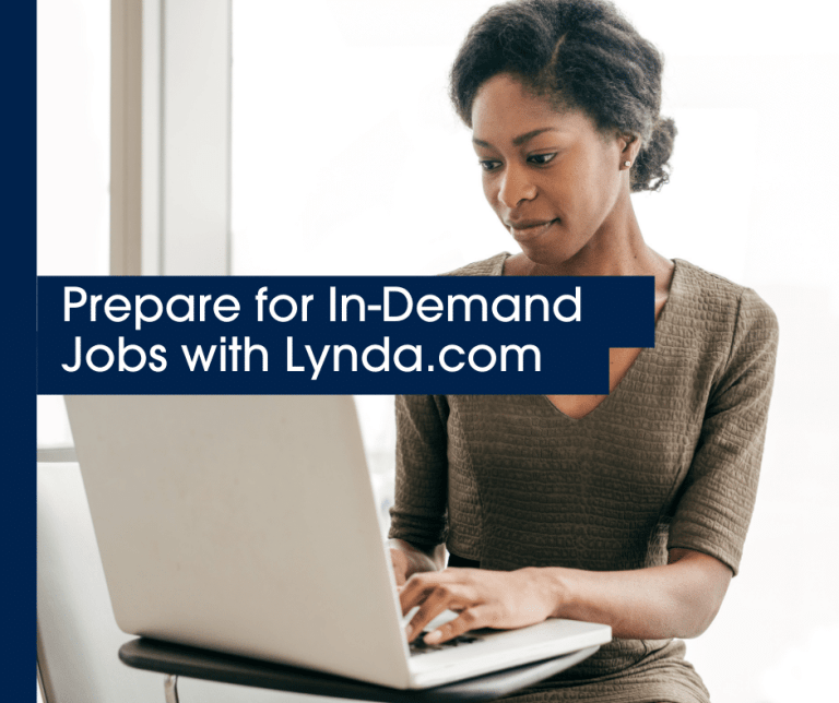 Prepare for In-Demand Jobs blog header
