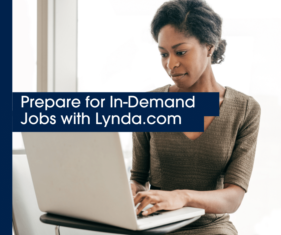Prepare for In-Demand Jobs blog header
