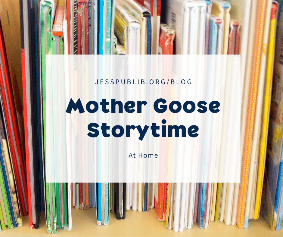 Mother Goose Storytime header