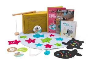 KiwiCo Preschool Subscription