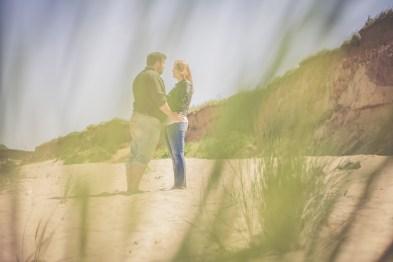 Norfolk engagement photoshoot