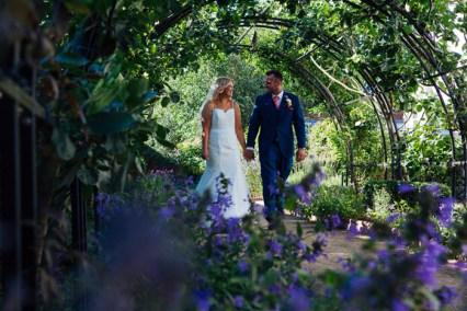 Beeston The Walled Gardens Wedding Nottingham