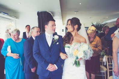he Gallivant Wedding at Camber Sands - Sophie & Scott