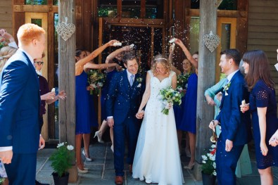 The Oak Tree of Peover Wedding Cheshire - Hannah & Chris