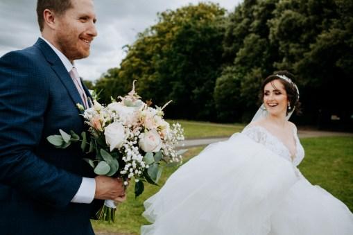 Nottingham City & Wollaton Hall Wedding
