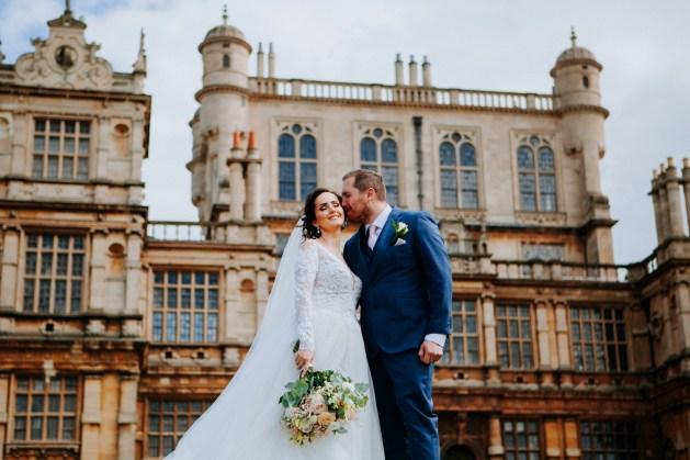 Wollaton Hall Wedding 16