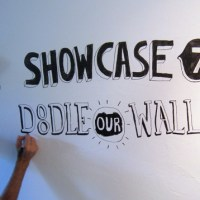 DOODLE ON THE WALL!