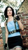 Jill Valentine, from Resident Evil 3: Nemesis.