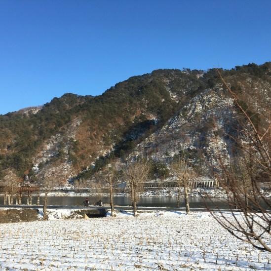 Mount Myohyang Area