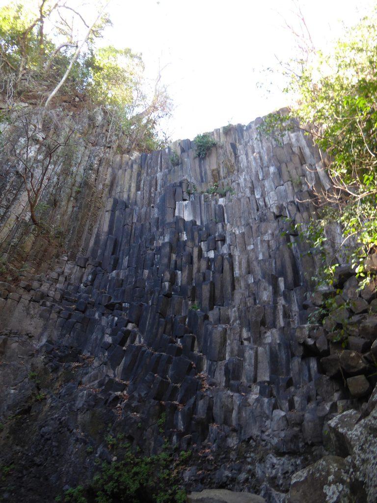 los tercios waterfall suchitoto el salvador rock formation formations central america