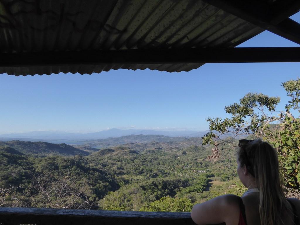 el salvador suchititoto central america jungle mountains