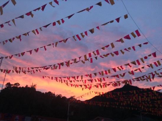 Sabang Sunset