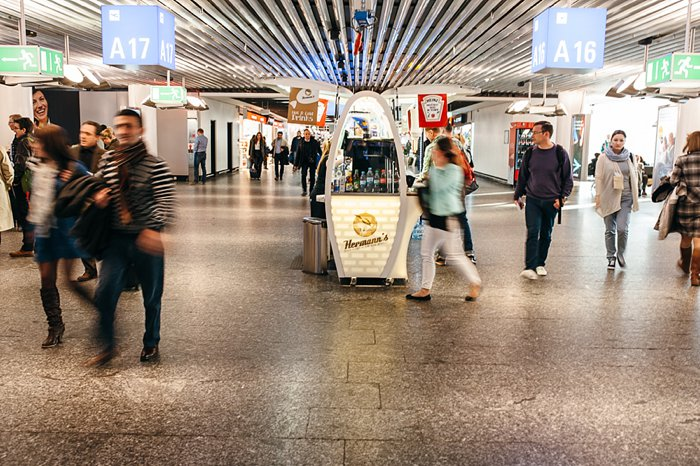 Fraknkfurt airport photography