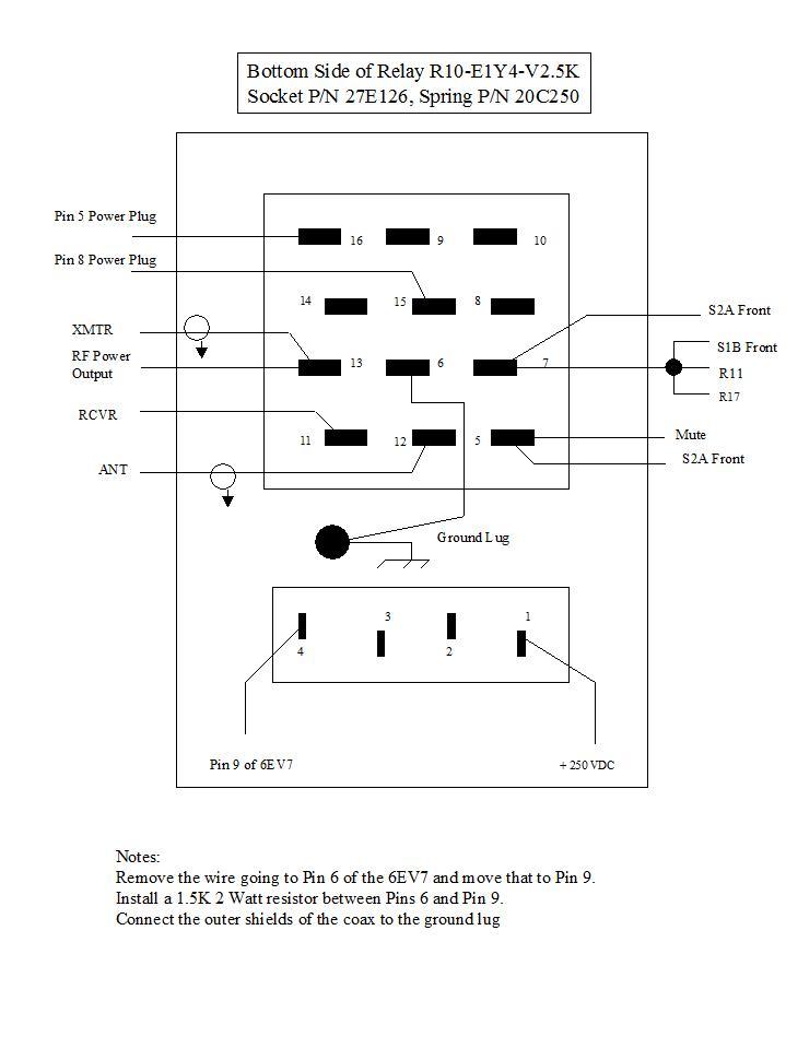 octal wiring diagram wiring diagram schematics rh 16 15 2 schlaglicht regional de 8 pin octal relay wiring diagram Universal Relay Wiring Diagram