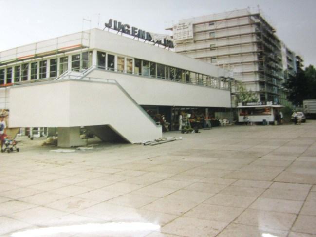 Ansicht Bauzeit 1972