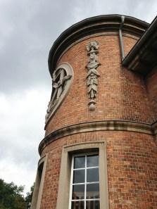Detail Turm