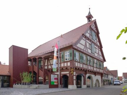 Ansicht Altes Rathaus Beutelsbach
