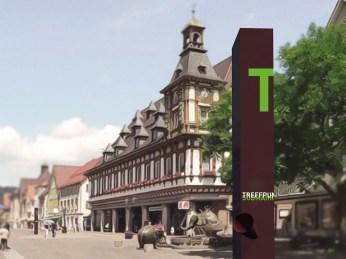 Treffpunkt Südmähren - Botschafter im Stadtraum