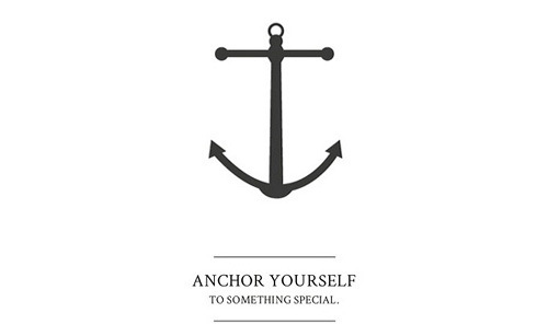 ancore yourself