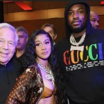 Meek Mill Performs I'm ATL, Robert Kraft must of gotten the news early🤪😂❤️💯