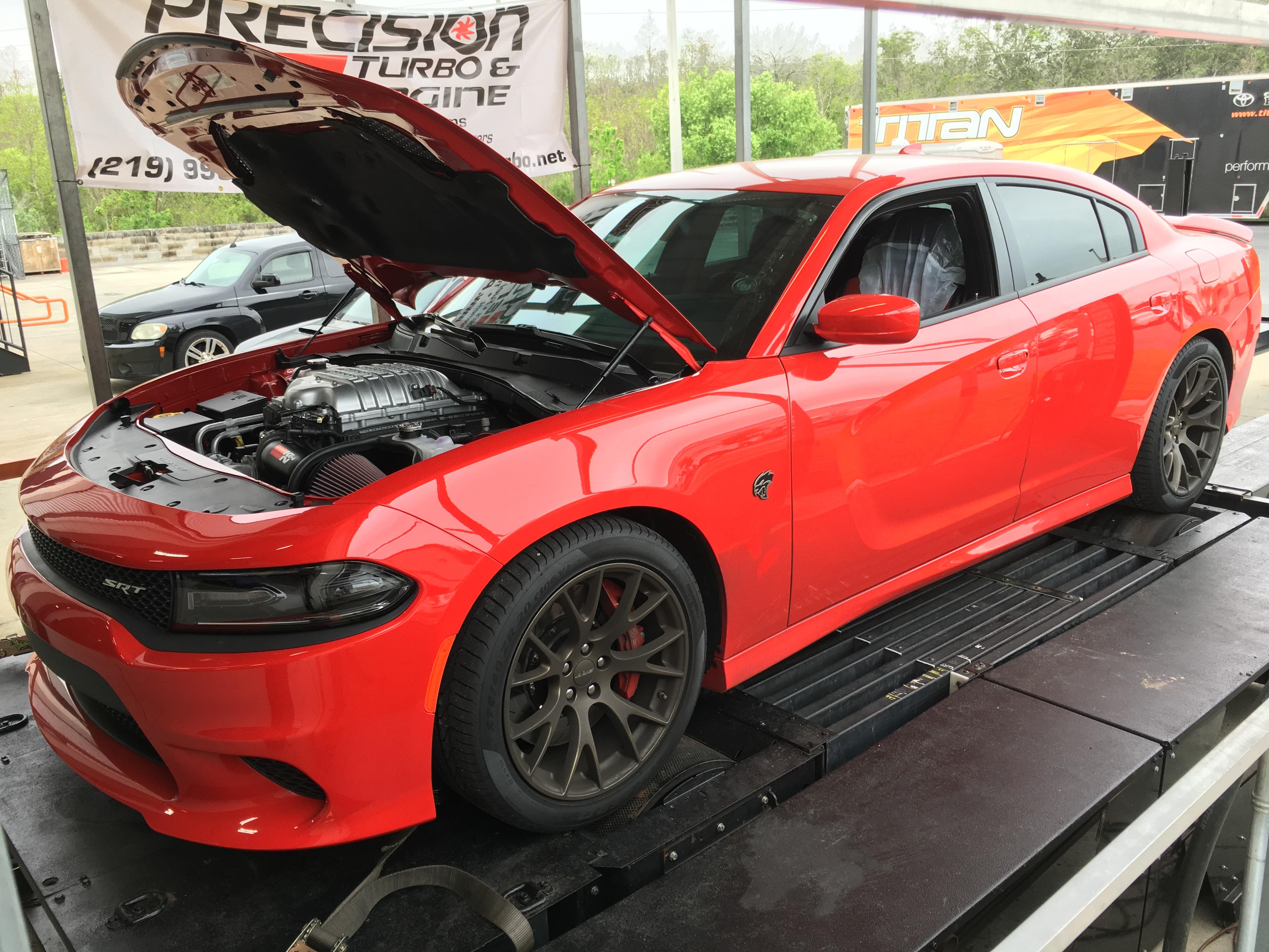 2016 Dodge SRT HellCat