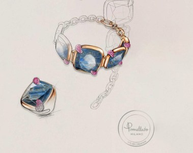 Pomellato Earth Day collection featured