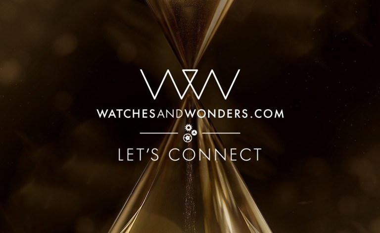 watches and wonders online