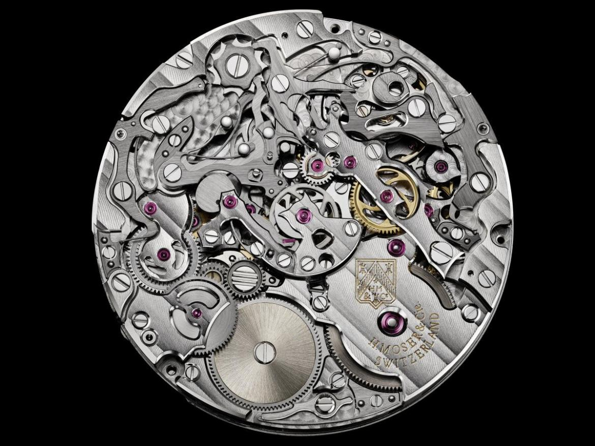Streamliner Flyback Chronograph Automatic   © H. Moser & Cie.