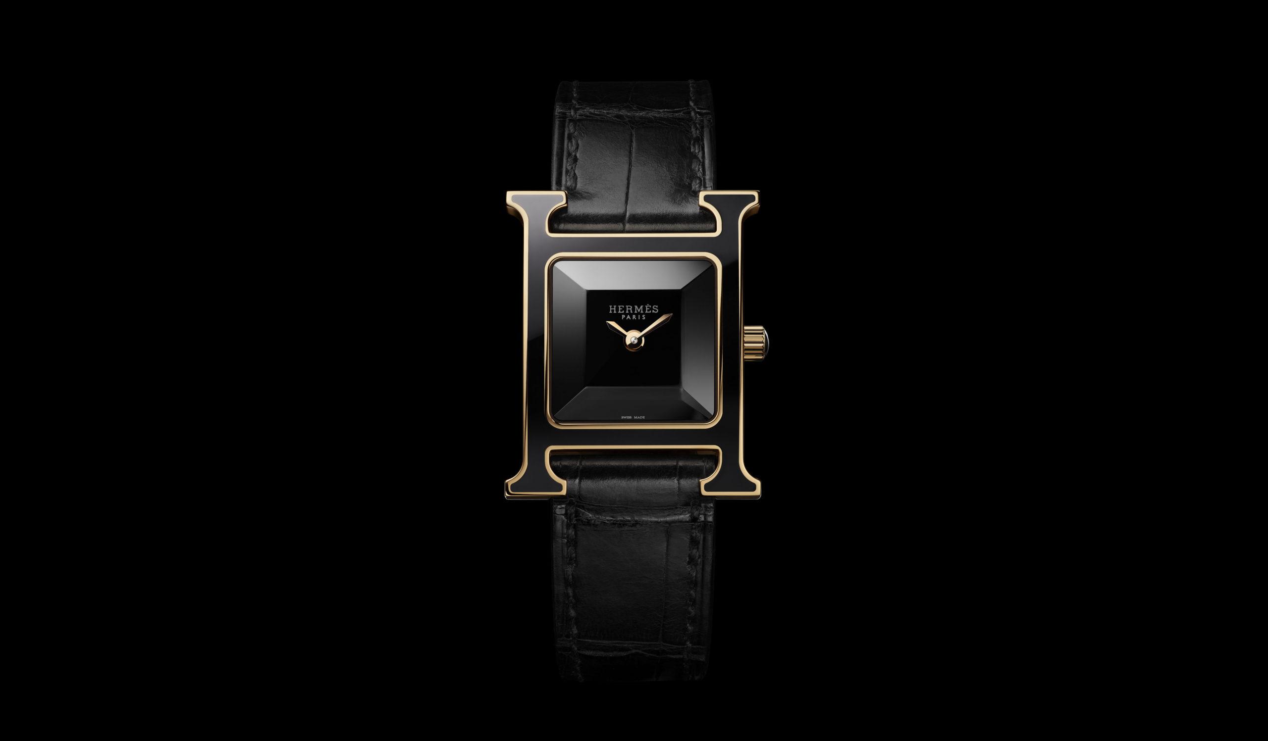 Hermès Heure H | © Joel Von Allmen