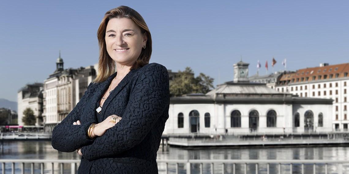 Fabienne Lupo   © Fondation de la Haute Horlogerie