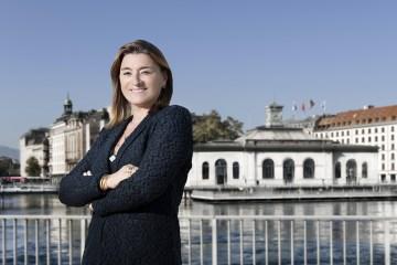 Fabienne Lupo | © Fondation de la Haute Horlogerie