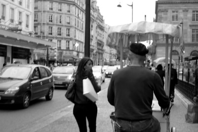 La dame et le petit garçon | Alfonso Ponce