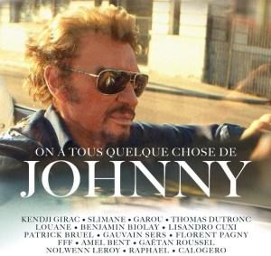 """Album """"On a tous quelque chose de Johnny"""""""