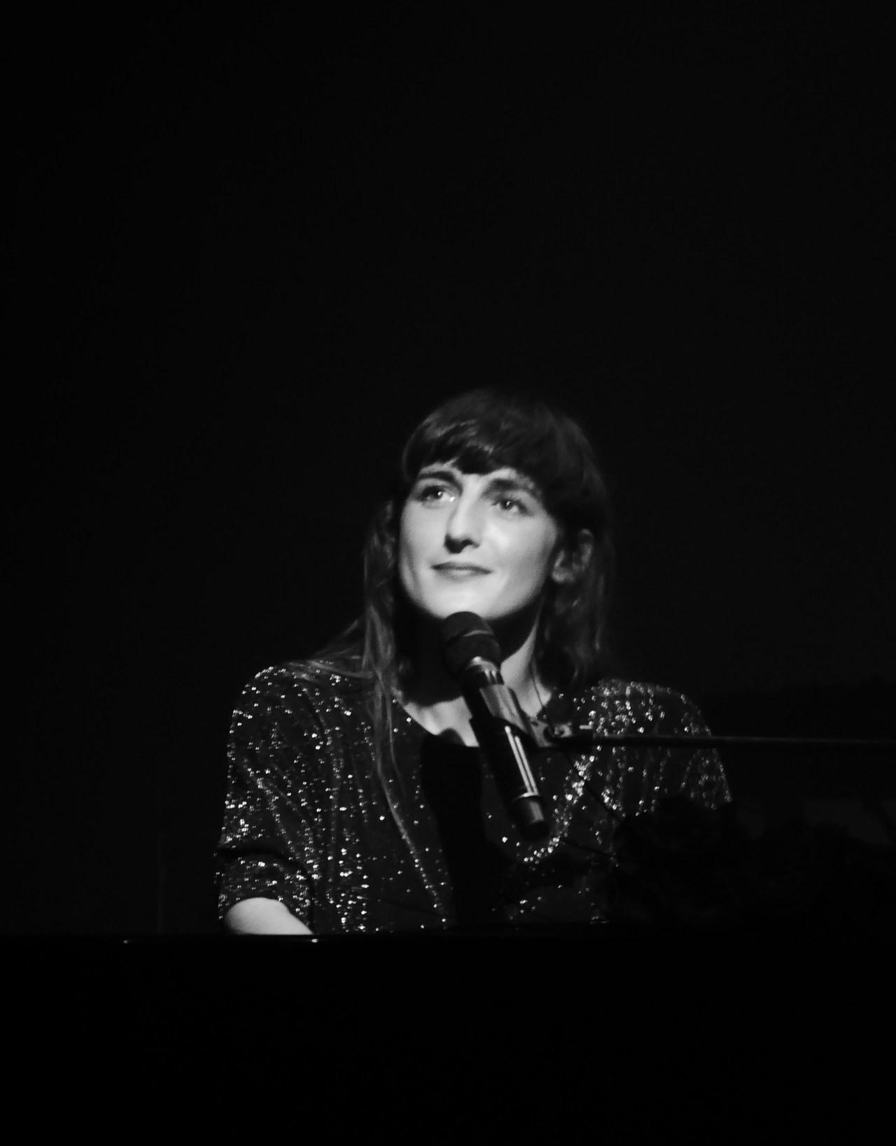 Juliette Armanet est musique.