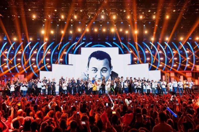 JSM 8 je Suis Musique Les Enfoirés photos cc Christophe Chevalin TF1 (8)