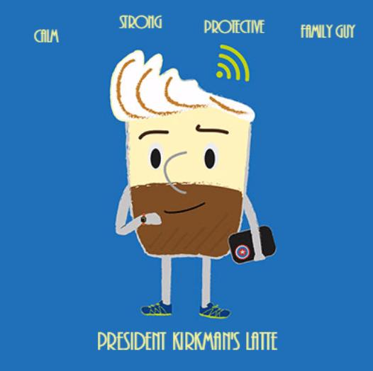 President Kirkman